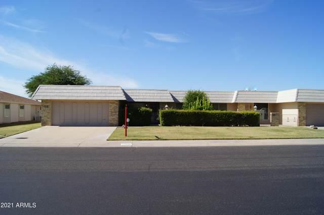 15618 N Lakeforest Drive, Sun City, AZ 85351 (MLS #6309925) :: Elite Home Advisors