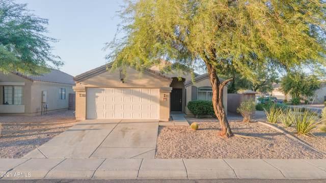 10606 W Hess Street, Tolleson, AZ 85353 (MLS #6309927) :: The Garcia Group