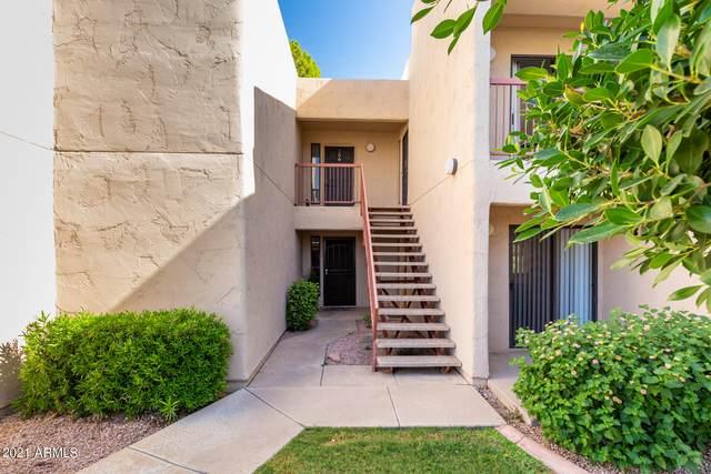 9270 E Mission Lane #206, Scottsdale, AZ 85258 (MLS #6309935) :: Arizona Home Group