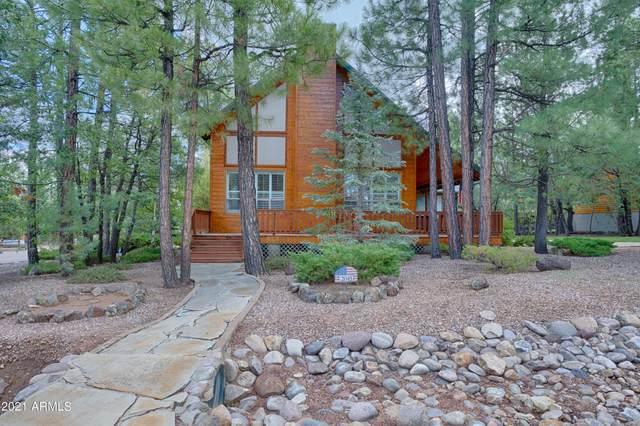2045 Pinecone Lane, Pinetop, AZ 85935 (MLS #6309936) :: The Copa Team | The Maricopa Real Estate Company