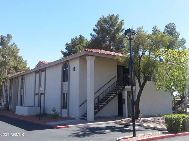 10610 S 48TH Street #2064, Phoenix, AZ 85044 (MLS #6309937) :: The Garcia Group