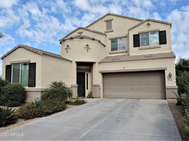 4836 E Sunstone Drive, San Tan Valley, AZ 85143 (MLS #6309954) :: CANAM Realty Group