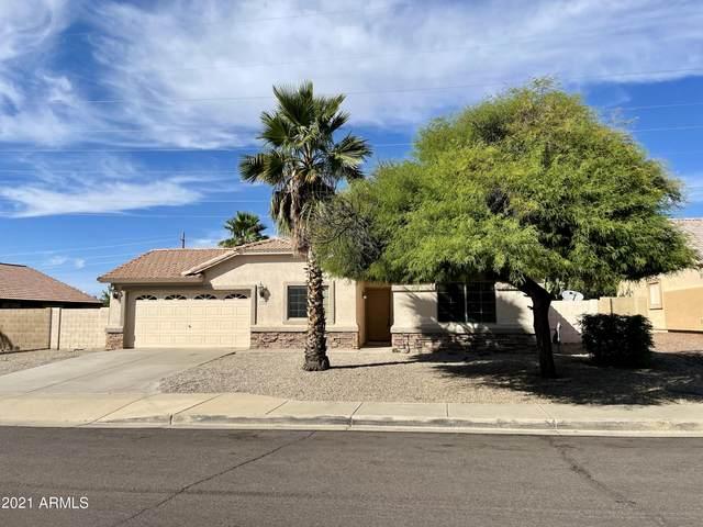 7704 E Des Moines Street, Mesa, AZ 85207 (MLS #6309960) :: The Garcia Group