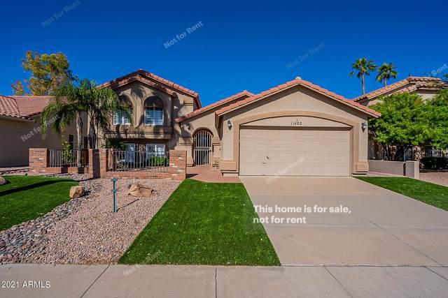 11402 S 44TH Street, Phoenix, AZ 85044 (MLS #6309969) :: The Ellens Team