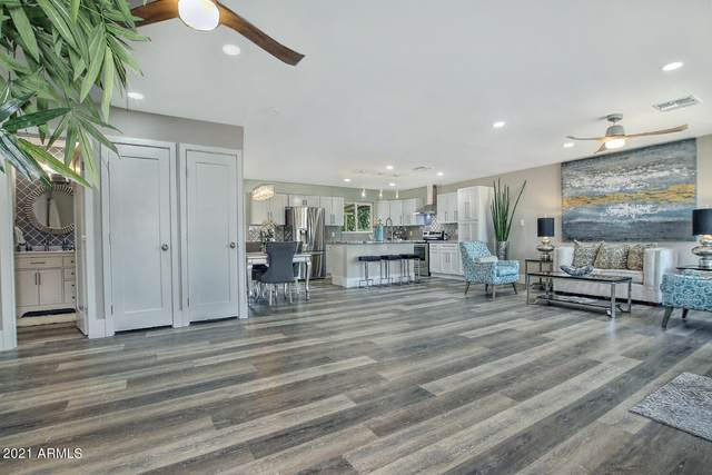 8537 E Plaza Avenue, Scottsdale, AZ 85250 (MLS #6309972) :: Service First Realty
