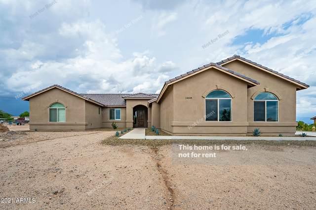 14608 E Skinner Drive, Scottsdale, AZ 85262 (MLS #6309975) :: Conway Real Estate