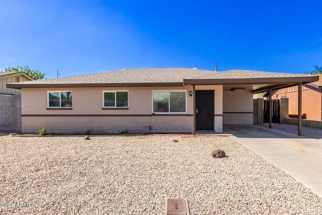 9842 N 11TH Street, Phoenix, AZ 85020 (MLS #6309983) :: Conway Real Estate