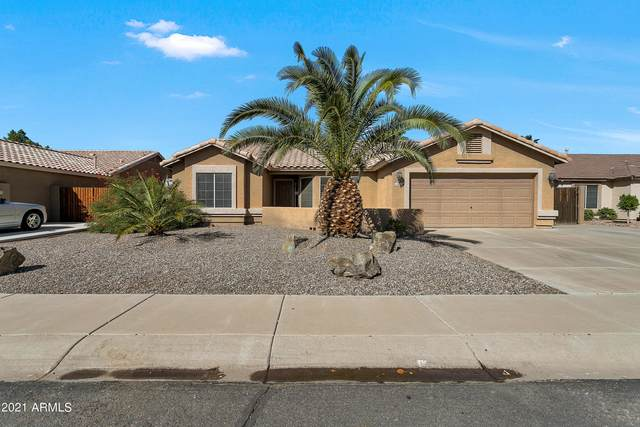10816 W Harmony Lane, Sun City, AZ 85373 (MLS #6309986) :: The Property Partners at eXp Realty
