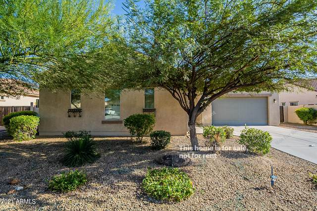 16093 W Coronado Road, Goodyear, AZ 85395 (MLS #6309995) :: Keller Williams Realty Phoenix