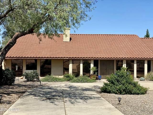3247 E Kalispell Avenue, Sierra Vista, AZ 85650 (MLS #6309998) :: Conway Real Estate