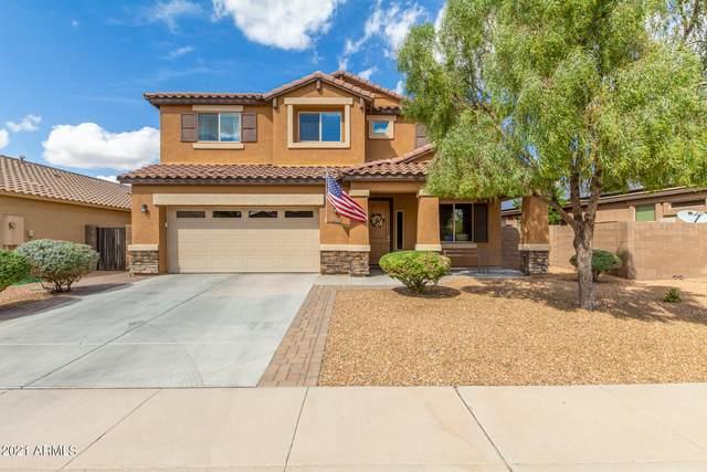 21630 W Watkins Street, Buckeye, AZ 85326 (MLS #6310000) :: Keller Williams Realty Phoenix