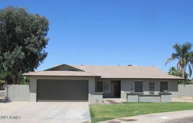 14220 N 59TH Street, Scottsdale, AZ 85254 (MLS #6310007) :: Openshaw Real Estate Group in partnership with The Jesse Herfel Real Estate Group