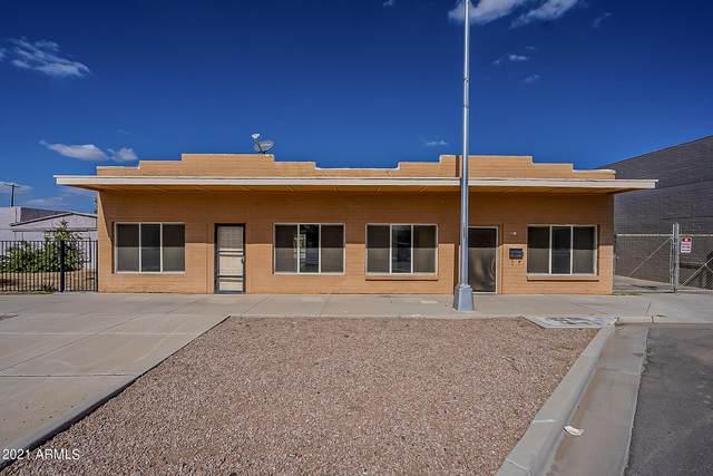 354 W Coolidge Avenue, Coolidge, AZ 85128 (MLS #6310016) :: Elite Home Advisors