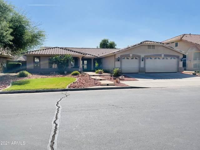 13225 W Colter Street, Litchfield Park, AZ 85340 (MLS #6310025) :: Hurtado Homes Group