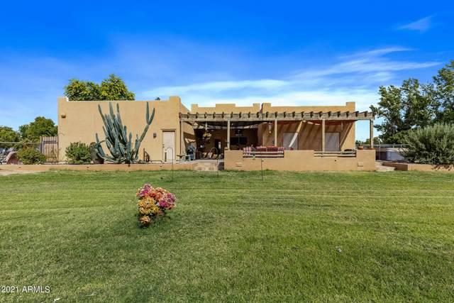 1187 W Via De Arboles, San Tan Valley, AZ 85140 (MLS #6310030) :: The Daniel Montez Real Estate Group