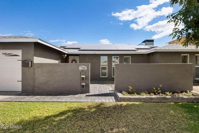 750 N Chippewa Place, Chandler, AZ 85224 (MLS #6310040) :: Zolin Group