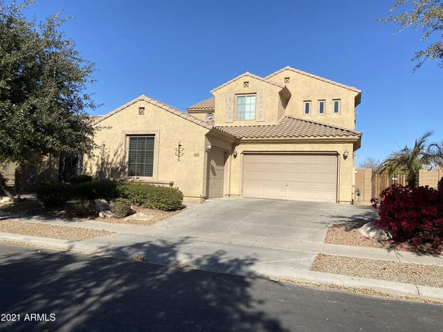 3154 E Tonto Drive, Gilbert, AZ 85298 (MLS #6310043) :: Keller Williams Realty Phoenix