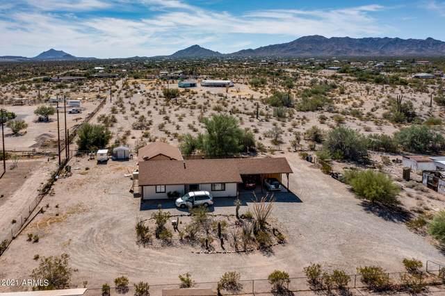 957 W Walker Road, Ajo, AZ 85321 (MLS #6310052) :: Power Realty Group Model Home Center