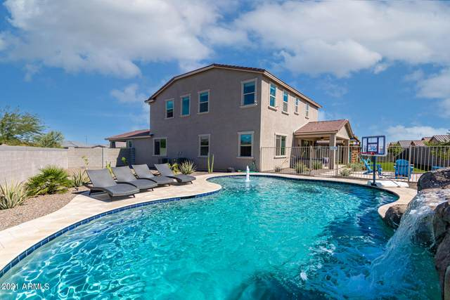 18097 W Candelaria Drive, Surprise, AZ 85387 (MLS #6310061) :: Midland Real Estate Alliance