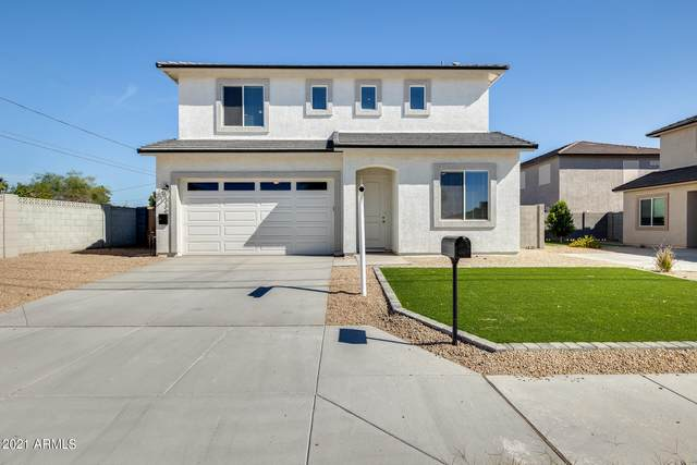 339 S 80TH Street, Mesa, AZ 85208 (MLS #6310063) :: Maison DeBlanc Real Estate