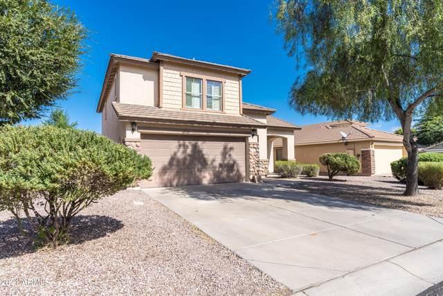 2454 W Sawtooth Way, Queen Creek, AZ 85142 (MLS #6310078) :: Conway Real Estate