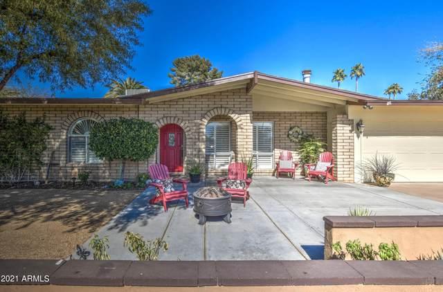 5806 E Cochise Road, Paradise Valley, AZ 85253 (MLS #6310079) :: The Ethridge Team