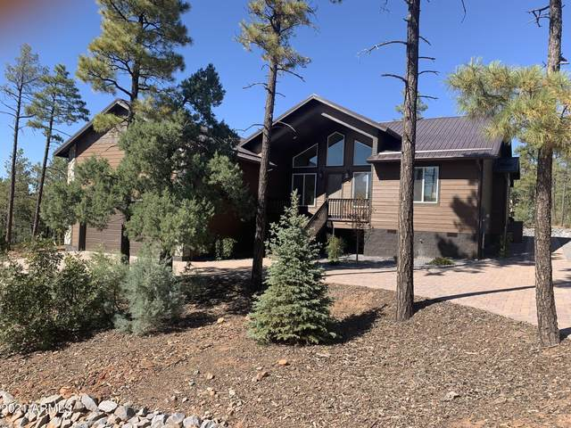 1741 W Snow Creek Loop, Show Low, AZ 85901 (MLS #6310103) :: The Copa Team | The Maricopa Real Estate Company