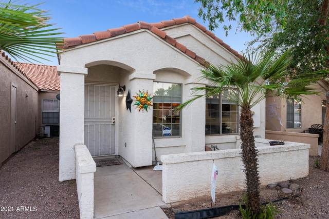 876 S Nebraska Street #31, Chandler, AZ 85225 (MLS #6310107) :: Conway Real Estate
