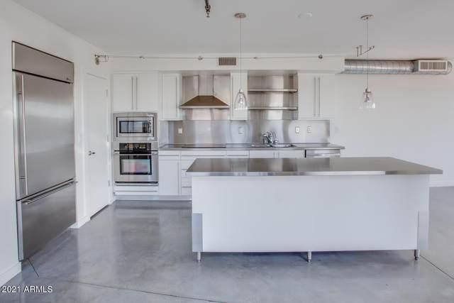 1326 N Central Avenue #411, Phoenix, AZ 85004 (MLS #6310117) :: Elite Home Advisors