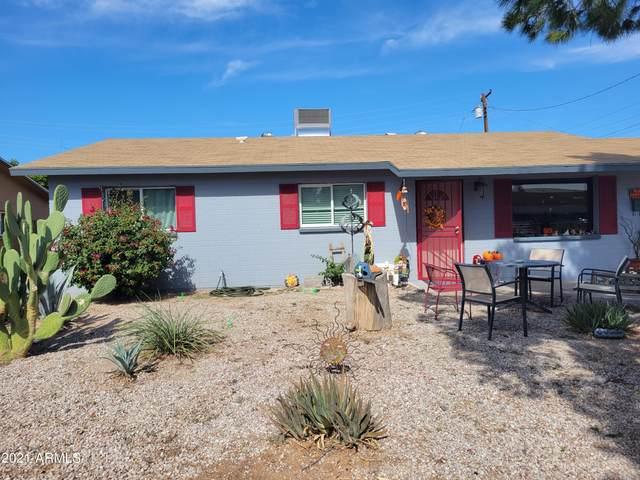 1266 W Pueblo Avenue, Mesa, AZ 85202 (MLS #6310130) :: Maison DeBlanc Real Estate