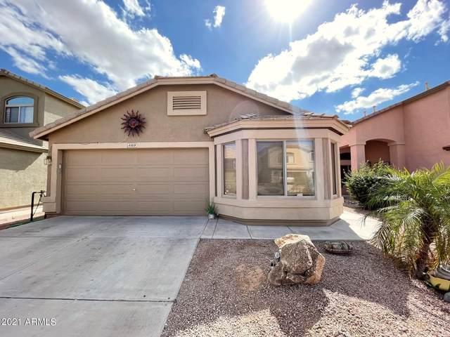 41619 W Hillman Drive, Maricopa, AZ 85138 (MLS #6310131) :: Keller Williams Realty Phoenix