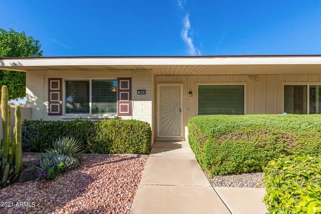 9643 N 111TH Avenue, Sun City, AZ 85351 (MLS #6310134) :: Synergy Real Estate Partners