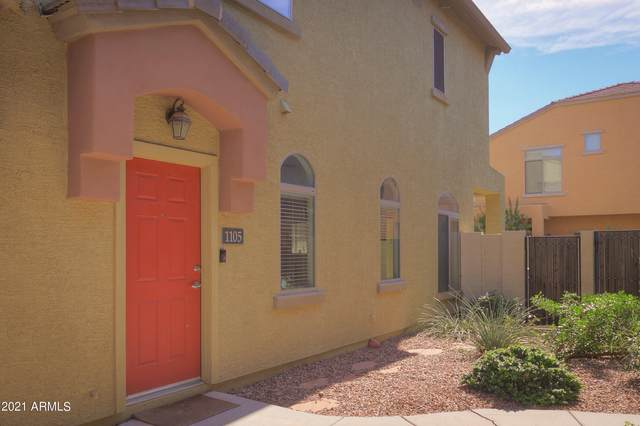 2401 E Rio Salado Parkway #1105, Tempe, AZ 85281 (MLS #6310137) :: Power Realty Group Model Home Center