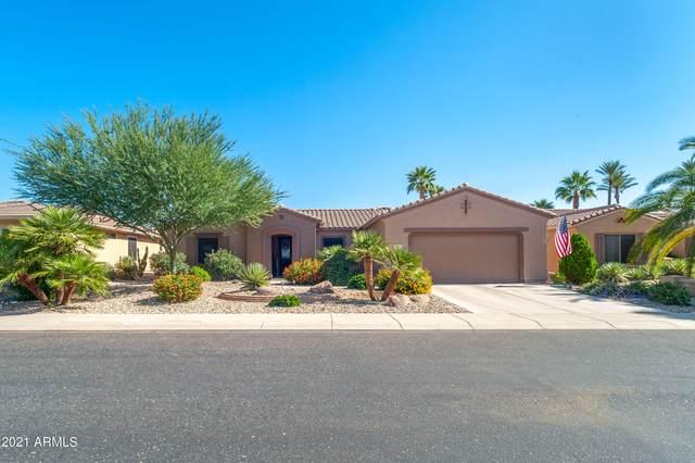 19447 N Canyon Whisper Drive, Surprise, AZ 85387 (MLS #6310144) :: Keller Williams Realty Phoenix