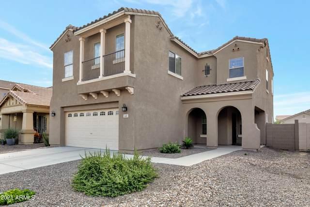 1681 W Corriente Drive, Queen Creek, AZ 85142 (MLS #6310160) :: Keller Williams Realty Phoenix