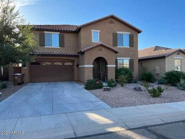 34020 N Sandstone Drive, San Tan Valley, AZ 85143 (MLS #6310180) :: Keller Williams Realty Phoenix