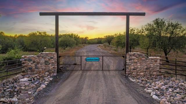 12XX W Larrea Trail, Wickenburg, AZ 85390 (MLS #6310181) :: The Ellens Team