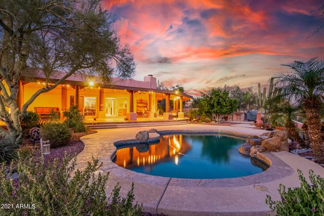 431 E Mcdowell Boulevard, Apache Junction, AZ 85119 (MLS #6310187) :: Klaus Team Real Estate Solutions