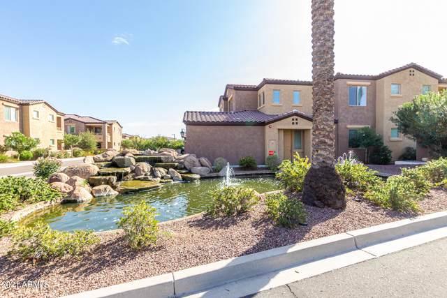 250 W Queen Creek Road #103, Chandler, AZ 85248 (MLS #6310201) :: Zolin Group