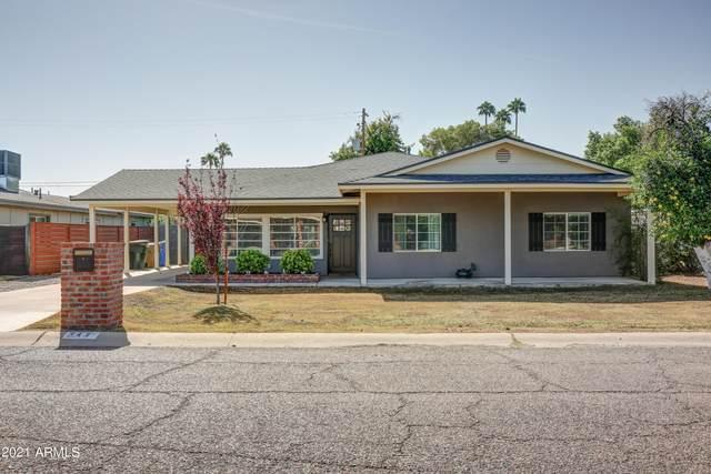 347 E Belmont Avenue, Phoenix, AZ 85020 (MLS #6310203) :: The Ethridge Team