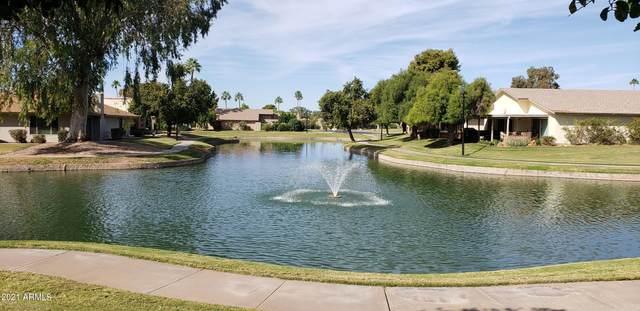 163 Leisure World, Mesa, AZ 85206 (MLS #6310210) :: Keller Williams Realty Phoenix