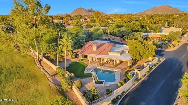 22624 N Clubhouse Way, Scottsdale, AZ 85255 (MLS #6310212) :: Maison DeBlanc Real Estate