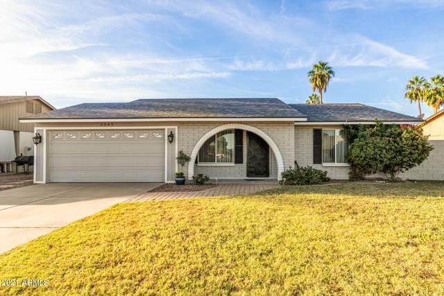 2545 E Harmony Avenue, Mesa, AZ 85204 (MLS #6310222) :: Dave Fernandez Team | HomeSmart