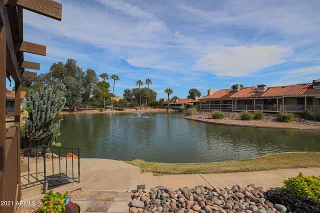 671 Leisure World, Mesa, AZ 85206 (MLS #6310231) :: Keller Williams Realty Phoenix