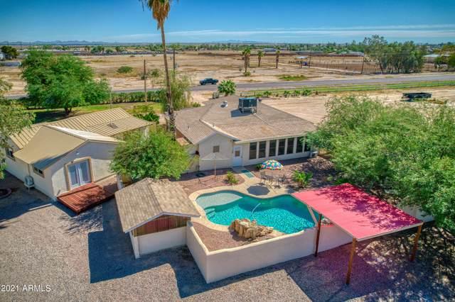 11420 N White Road, Maricopa, AZ 85139 (MLS #6310232) :: Elite Home Advisors