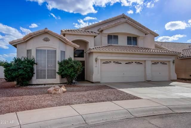 717 W Beverly Lane, Phoenix, AZ 85023 (MLS #6310233) :: Keller Williams Realty Phoenix