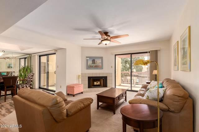 9340 N 92ND Street #206, Scottsdale, AZ 85258 (MLS #6310237) :: Arizona Home Group