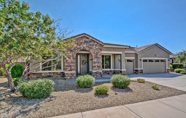 16205 W Cocopah Street, Goodyear, AZ 85338 (MLS #6310260) :: Hurtado Homes Group