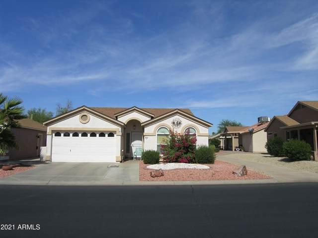 1910 E Kerby Farms Road, Chandler, AZ 85249 (MLS #6310265) :: Keller Williams Realty Phoenix