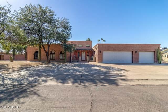 309 E Paseo De Paula Drive, Casa Grande, AZ 85122 (MLS #6310274) :: Keller Williams Realty Phoenix